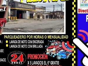 LAVADERO Y PARQUEADERO PASO NIVEL _ PUERTO BERRIO