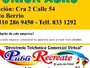 Ferretería el Industrial_Puerto Berrio
