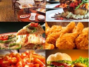 Restaurantes y Comidas Rápidas