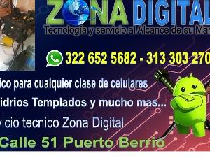 SERVICIO TECNICO ZONA DIGITAL CHENYZ.