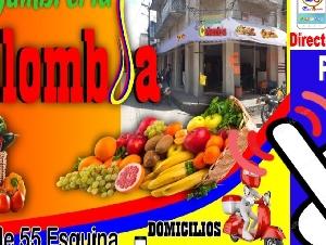 Legumbreria Colombia  _ Puerto berrio