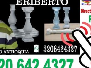 PREFABRICADOS BALAUSTRES - PUERTO BERRIO